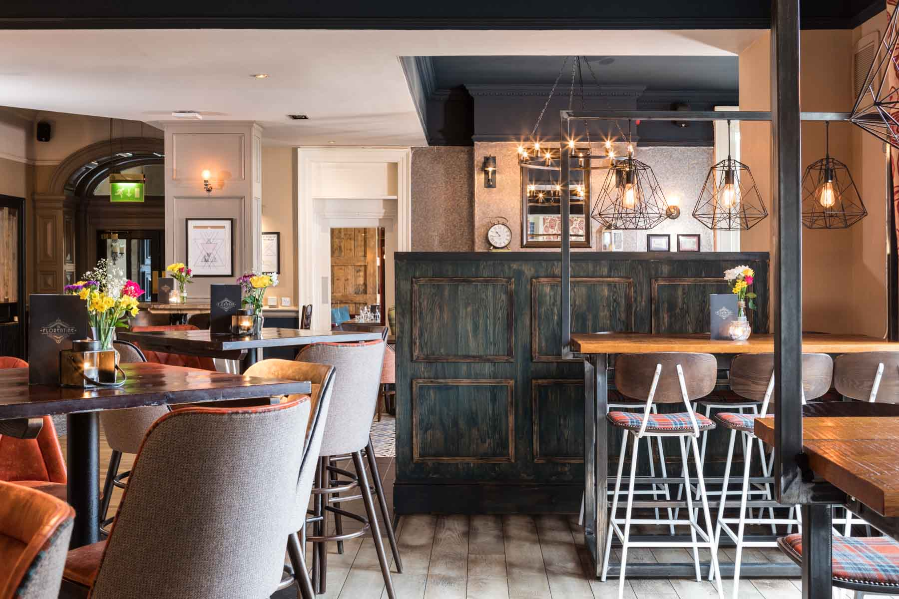 Florentine Dining Room: Sheffield Hotel And Pub